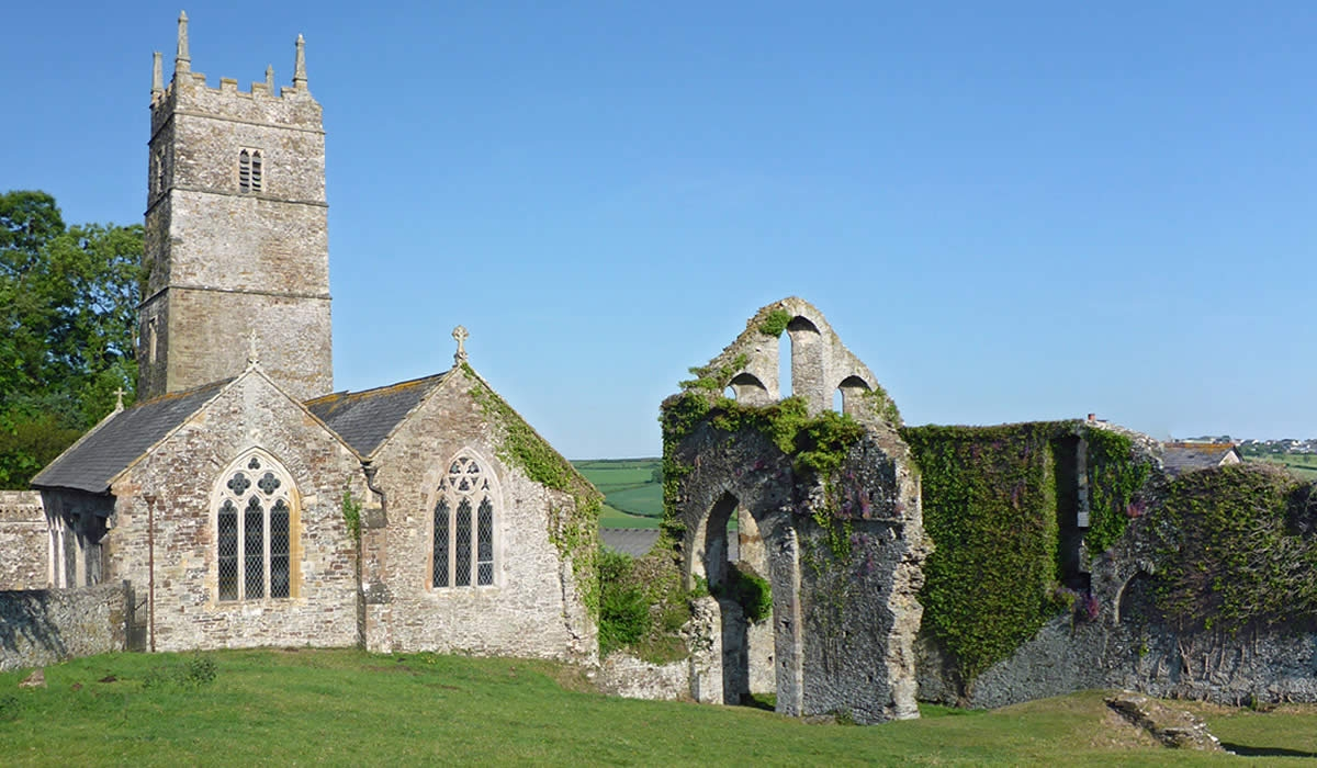 Frithelstock Parish website